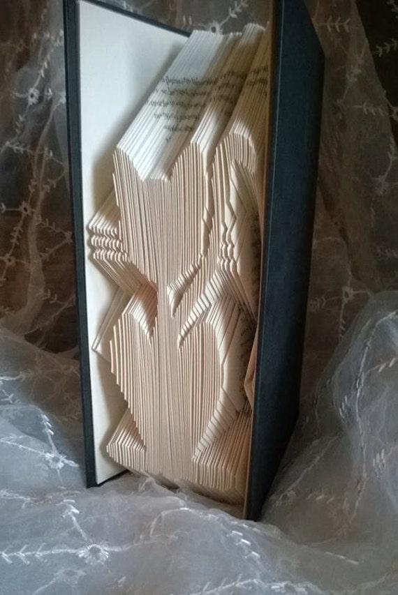chat minou la main pli livre art sculpture tr s unique. Black Bedroom Furniture Sets. Home Design Ideas