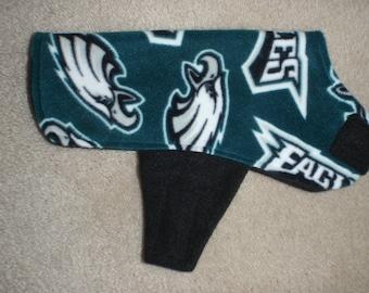 Philadelphia Eagles  Fleece Dog Coat