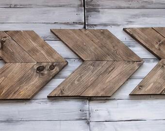 Wooden Arrows | Woodland Decor | Rustic Arrows | Nursery Decor | Farmhouse Decor | Farmhouse Arrows | Rustic Decor | Farmhouse Sign