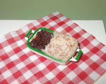 Dollhouse Shepherds Pie, 1/12 scale