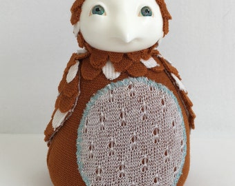 Phylum Obscura hand made doll