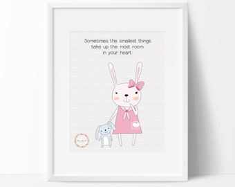 Bunny&Bear_Sometimes the Smallest Wall Print_0016WP