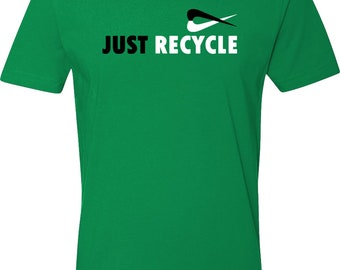 Just Recycle T-Shirt