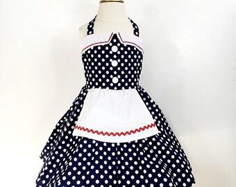I Love Lucy Apron Dress