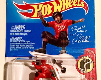 Hot Wheels Skate Brigade - Steve Caballero HW Daredevils 239/365 Very RARE - Free Shipping