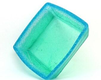 Square Resin Trinket Bowl