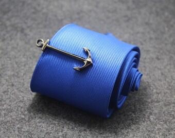 anchor tie clip hero tie clip wedding gift