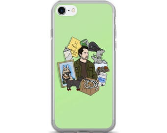 Charlie Kelly iPhone 7/7 Plus Case