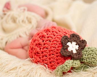 Pumpkin hat, baby pumpkin hat, crochet pumpkin hat, Halloween hat, pumpkin, pumpkin beanie, fall hat, newborn pumpkin hat,pumpkin photo prop