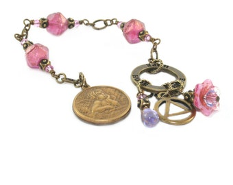 Sobriety Beads - Prayer & Meditation Aid for 12 Step Recovery Programs