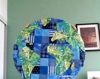 Earth Baby Quilt