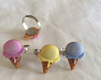 Ice Cream Rings!