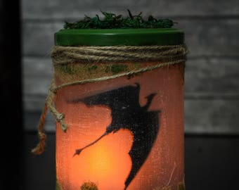 Lamp/Candle Dragon Game of Thrones