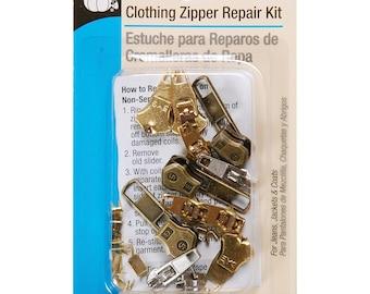 Dritz Clothing Zipper Repair Kit Pre-Order #312