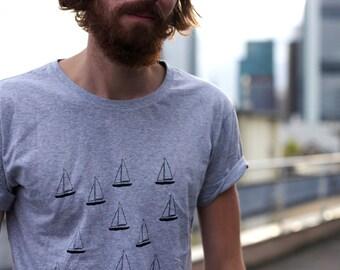 Boats Fair Trade / Organic Men Shirt