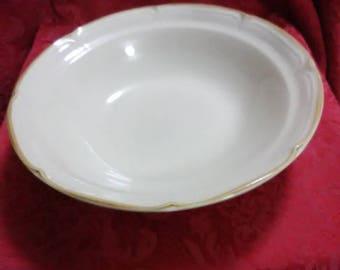 Vintage bowl. Stoneware. Made in Japan