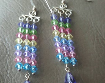 Swarovski Crystal Earrings!