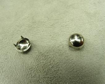HALF ball claw 4-1 cm - silver