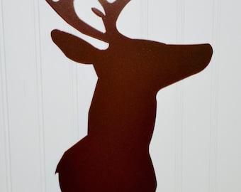 Deer Mount (Powder Coated)