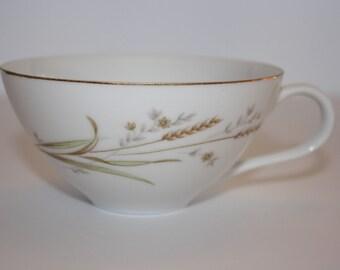 Golden Harvest Tea Cup