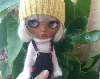 Blythe outfit,Knit hat,Knitting hat,Knitting sweaters