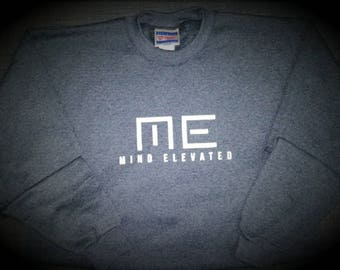 Mind Elevated (charcoal grey)