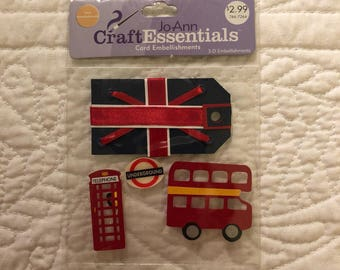 JoAnn London Stickers