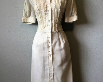1950s Seymour Paisin Chicago dress