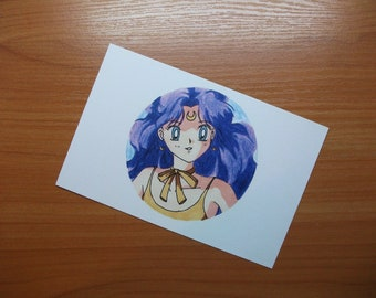 Luna (human form) card