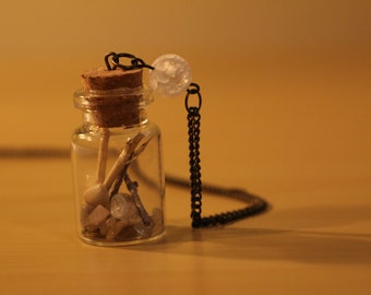 Forest in a Jar Necklace