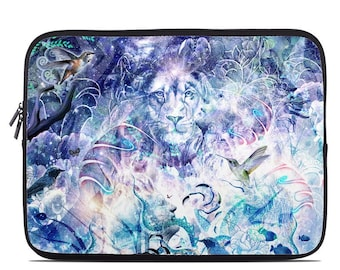 Laptop Sleeve Bag Case - Unity Dreams by Cameron Gray - Neoprene Padded - Fits MacBooks + More