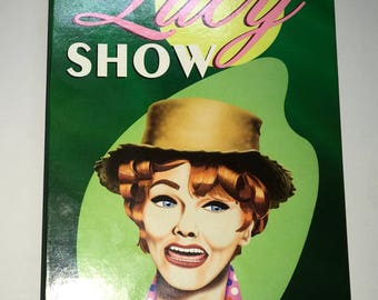 The Lucy Show VHS 2 Episodes