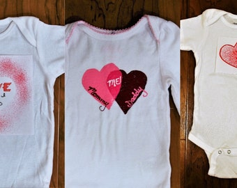 3 Different Heart Designs