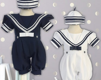 Sailor Jumper with Hat