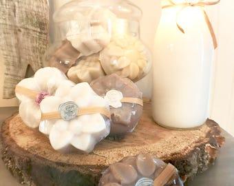 Mini-Farm Handmade Goat's Milk Soap by Flowertown Charm