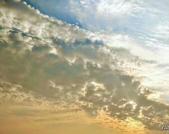 Peaceful Sky's