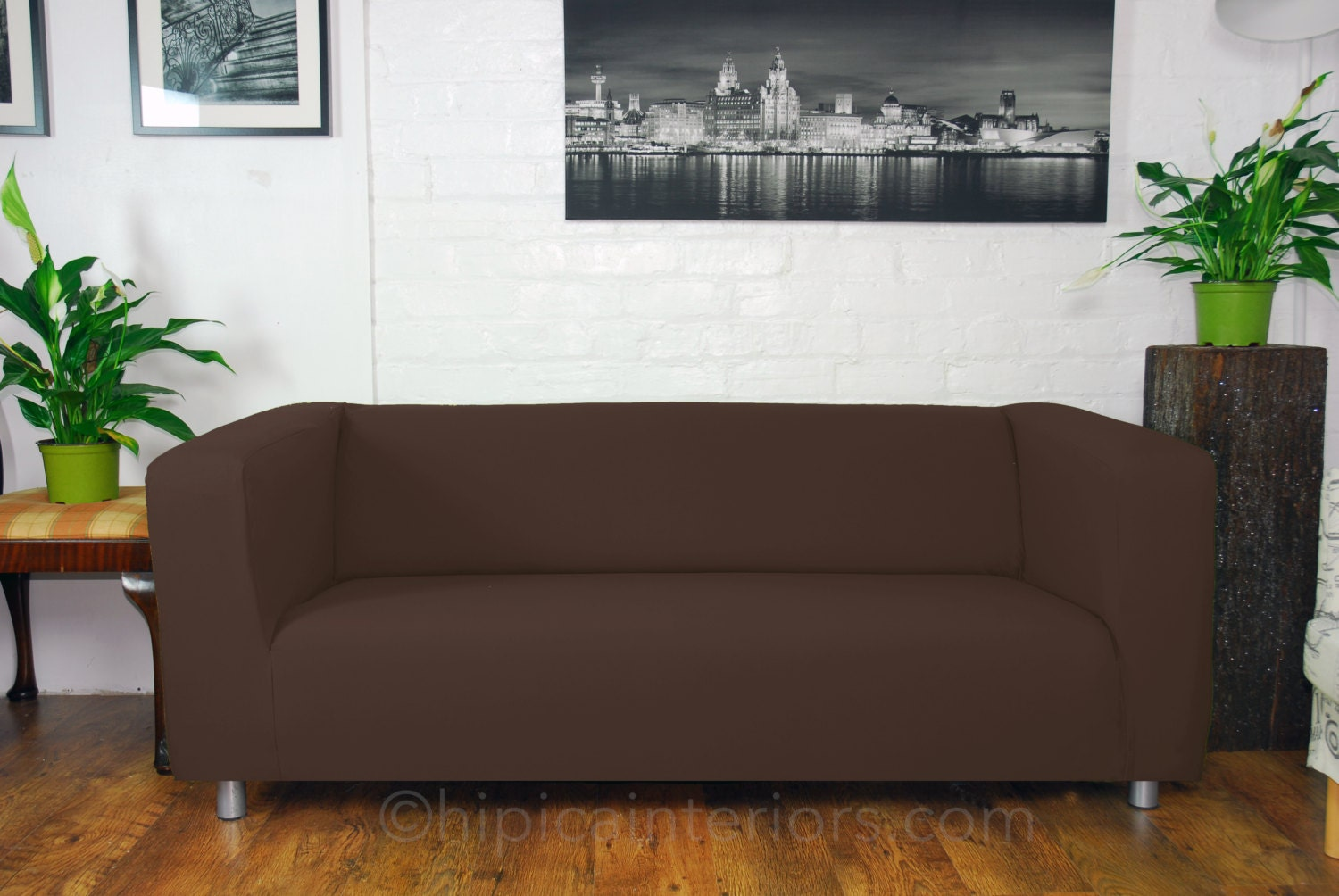 Cool Ikea Couch Covers Etsy Ikea Klippan Copridivano In Diversi Gmtry Best Dining Table And Chair Ideas Images Gmtryco