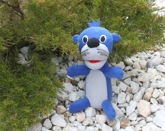 Otter Fleece Toy
