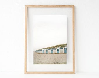 """Travel photography """"Texel Beach house"""" 