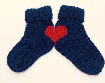 Knitting Socks for infants