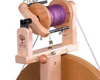 Free Bonus Packages with Ashford Kiwi 2 Spinning Wheel 50+ Dollars In Stock & Free IMMEDIATE Shipping!