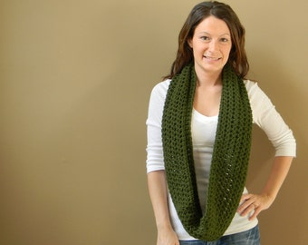 The Sophia Cowl - Forest