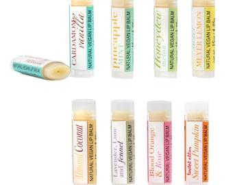 Baume à lèvres naturel Vegan