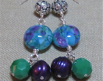 SALE - For Your New Sweater Earrings - E605