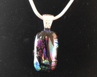 Small Rectangle pendant