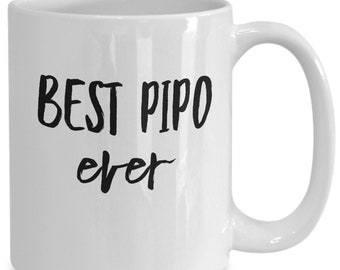 Best pipo ever - awesome father's day gift, present for cuban grandpa or new grandfather