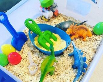 Dinosaur Land Print And Play Mat Playmat Pdf Pattern