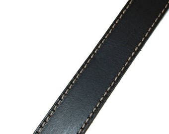 27 cm strap leather seam 25 mm wide