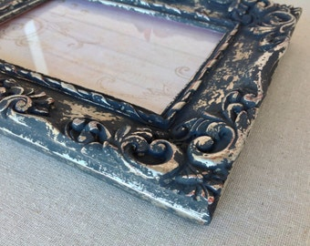Picture frame - vintage decor - shabby chic