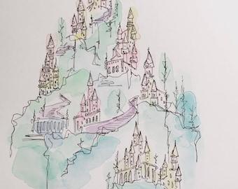 Fantasy Castle 2
